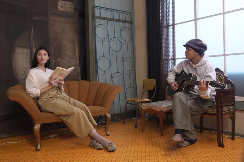 峯田和伸&橋本マナミが山形で再会 岡本かの子原作「越年 Lovers」12月公開