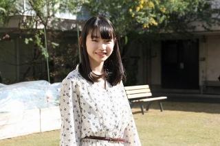 """大林宣彦監督に見出された原石・吉田玲、ただいま女優を目指して""""就活""""中"""