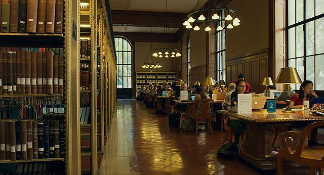 「ニューヨーク公共図書館 エクス・リブリス」