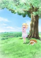 劇場版「きんいろモザイク」ティザービジュアル公開 タイトルも決定