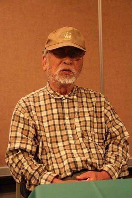 「ペコロスの母に会いに行く」撮影時の森崎東監督