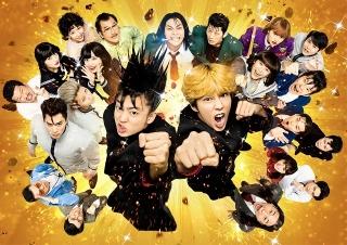 「今日から俺は!!劇場版」週末3日間で動員60万人超、興収7.8億! 興行ランキング1位に