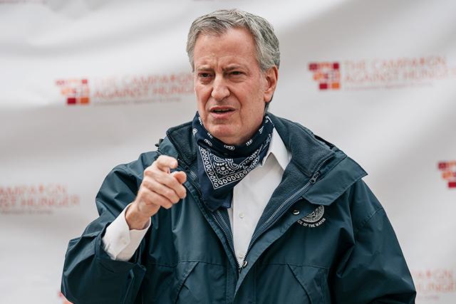 ビル・デブラシオ市長