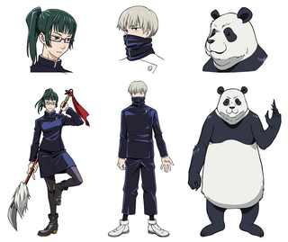 「呪術廻戦」小松未可子、内山昂輝、関智一が呪術高専2年生キャラクター担当