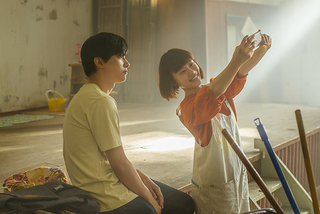 吉沢亮と杉咲花の爽やかなキャンパスライフが一転、復讐劇に…!? 「青くて痛くて脆い」場面写真