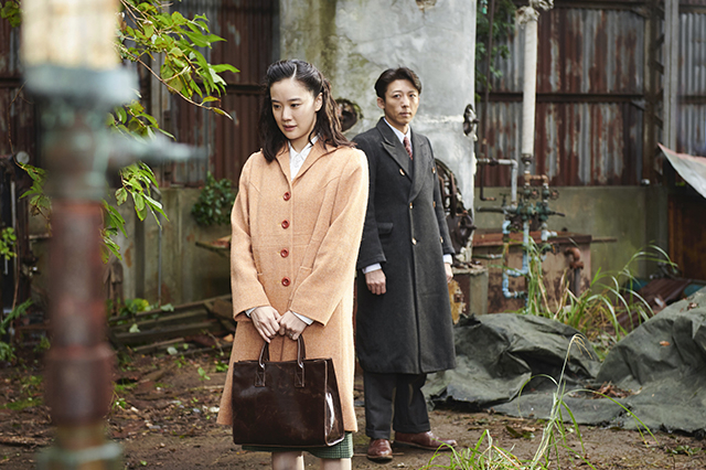黒沢清監督「スパイの妻」、ベネチア映画祭コンペ出品決定 蒼井優、高橋一生から喜びの声