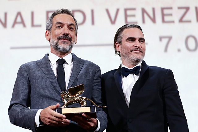 昨年のベネチア国際映画祭の様子