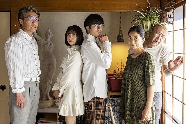小松孝監督による、第25回PFFスカラシップ作品「猫と塩、または砂糖」