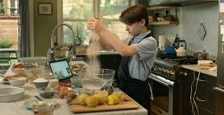 「ストレンジャー・シングス」ノア・シュナップ映画初主演! 少年が料理で家族の絆をつなぐ感動作、今秋公開