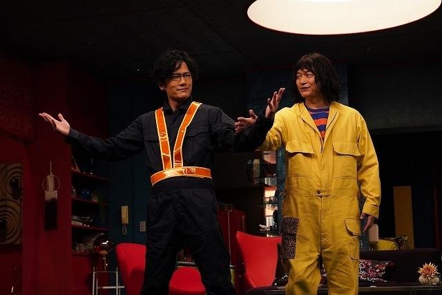 """""""役者""""として掛け合いを披露するのは「『古畑 VS SMAP』その後…」以来7年ぶり"""