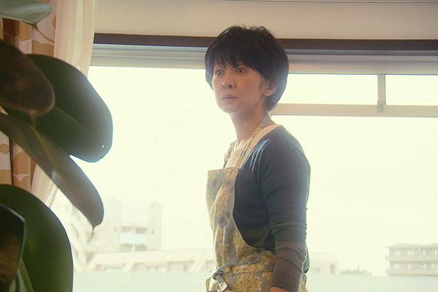 ドラマパートで母を演じる斉藤由貴