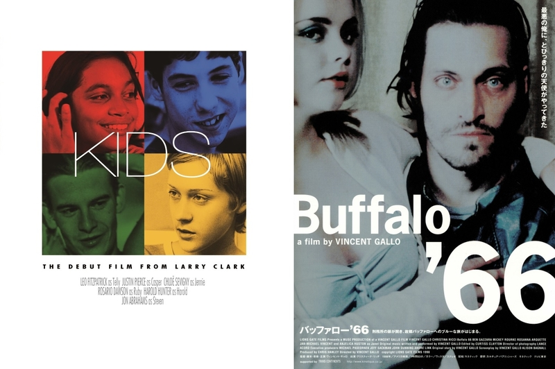 「mid90s」公開記念企画 90年代の青春映画「KIDS」「バッファロー'66」を期間限定上映