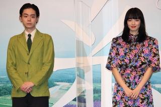菅田将暉&小松菜奈「糸」で再確認した固い絆 過去共演作の思い出が「今になって効いてきた」