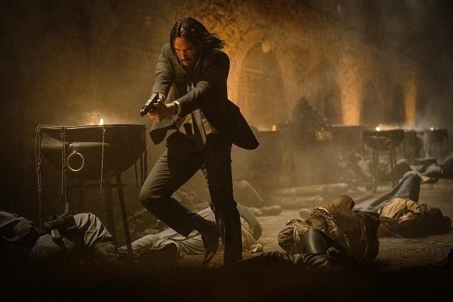 キアヌ・リーブス主演「ジョン・ウィック」シリーズ第5弾が製作決定