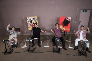 「今日から俺は!!劇場版」東宝作品初の副音声付き上映、8月25日からスタート!