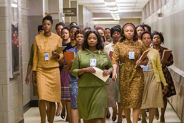 NASAを影で支えた黒人女性たちに焦点を当てたヒューマンドラマ