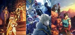 「劇場版 Fate/Grand Order」前編、12月5日公開決定