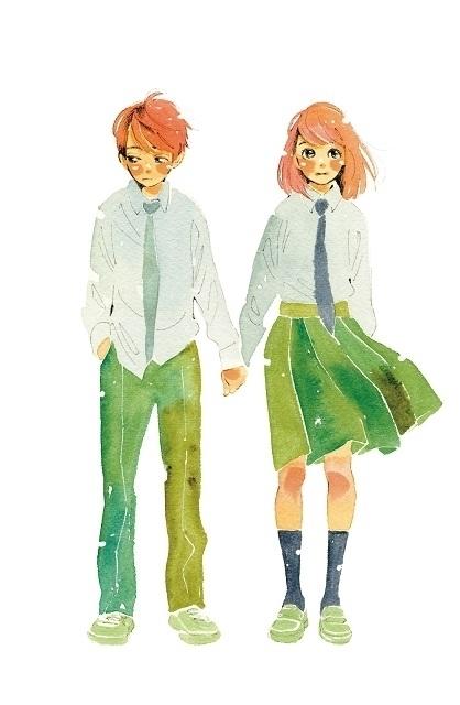 志村貴子氏描きおろしの新ビジュアル