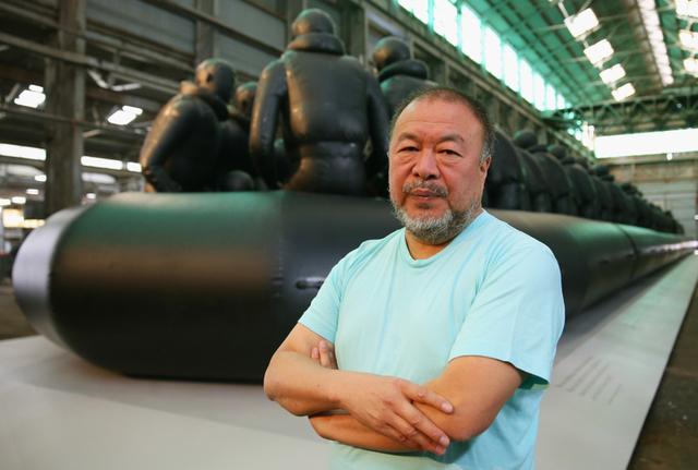 中国の現代美術家アイ・ウェイウェイ