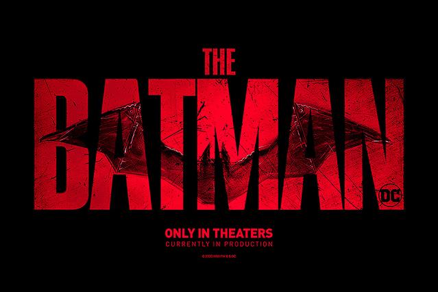 「ザ・バットマン」ロゴ