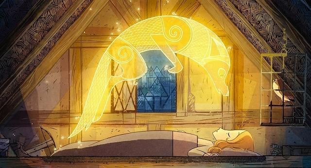 """""""ポスト・ジブリ""""とも評されるアイルランドのアニメスタジオの新作「ウルフウォーカー」今秋公開 - 画像1"""