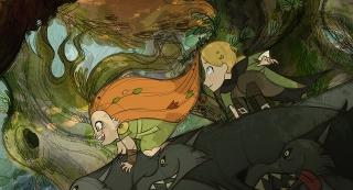 """""""ポスト・ジブリ""""とも評されるアイルランドのアニメスタジオの新作「ウルフウォーカー」今秋公開"""