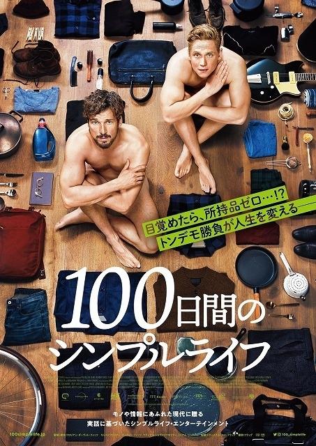 所持金ゼロ、裸一貫の男たちが繰り広げる100日のバトルの結末は?