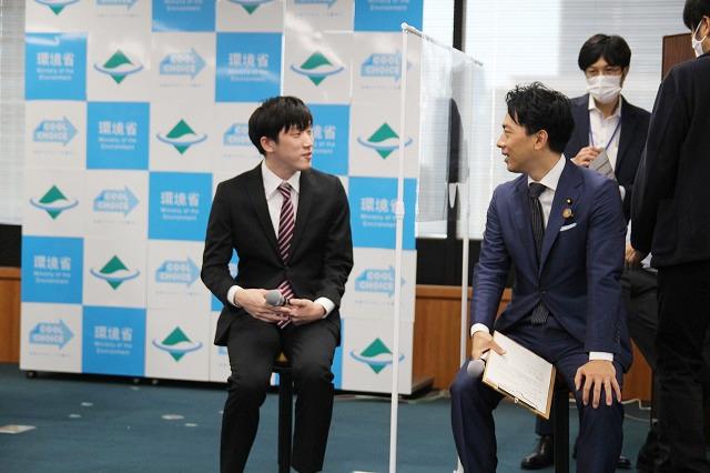 小泉環境大臣、環境をテーマにした短編映画の優秀作品を発表 学校教育への導入にも意欲 - 画像5