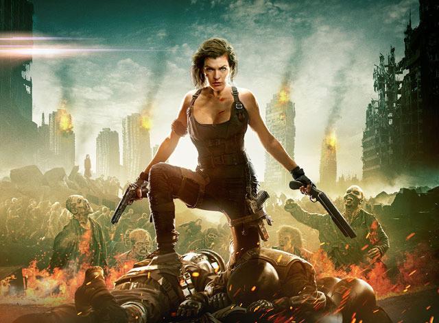 実写ドラマ版「バイオハザード」制作決定 Netflixで配信
