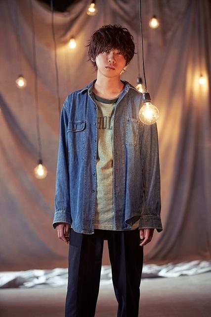 梶原岳人がアーティストデビュー 自身の原点「ブラッククローバー」第12クールのED主題歌担当