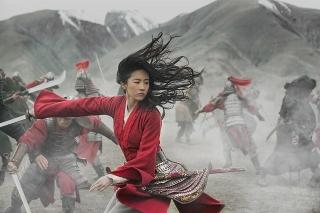 【今日から配信】「ムーラン」壮絶アクションとらえたメイキング映像公開