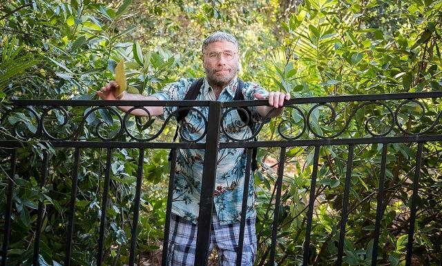 """ジョン・トラボルタ、「ファナティック」撮影休憩中も""""ストーカー""""になりきっていた"""