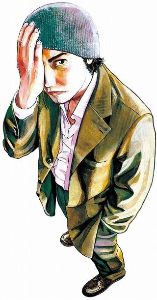 人気漫画「ホムンクルス」2021年に実写映像化決定! 原作者・山本英夫がコメント発表