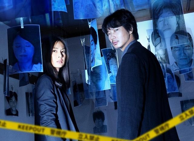 綾野剛&北川景子が刑事コンビ演じる「ドクター・デスの遺産」予告編 主題歌は「Alexandros」の「Beast」