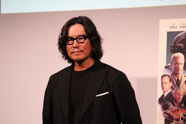 豊川悦司、山本五十六役のオファーに本音「正直びっくり」 - 画像1