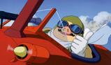 『紅の豚』(1992)スチール写真 宮崎駿 © 1992 Studio Ghibli・NN