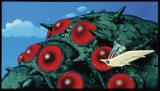 『風の谷のナウシカ』(1984)スチール写真 宮崎駿 © 1984 Studio Ghibli・H