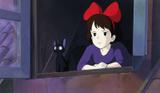 『魔女の宅急便』(1989)スチール写真 宮崎駿 © 1989 角野栄子・Studio Ghibli・N