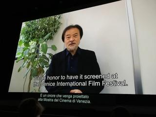 黒沢清監督「スパイの妻」ベネチア映画祭で監督賞「ずっと監督を続けてきて本当に良かった」 作品賞は「ノマドランド」