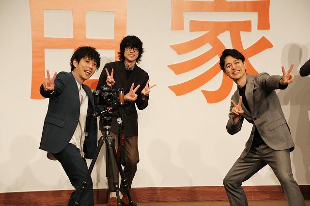 二宮和也のタトゥー&ひげビジュアルに、菅田将暉が惚れぼれ「すごいかっこよかった」
