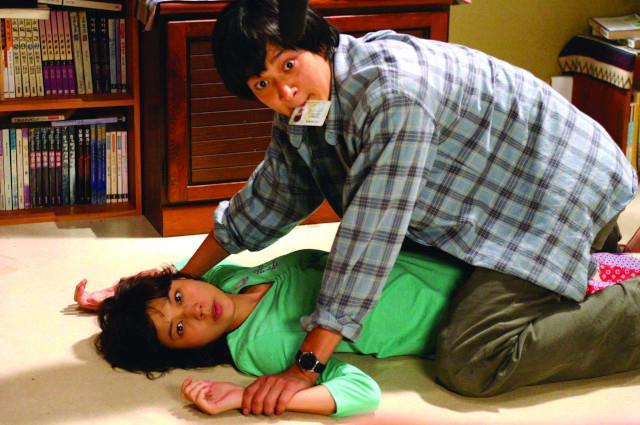カン・ドンウォンの映画デビュー作「彼女を信じないでください」