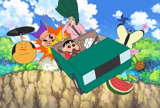 【国内映画ランキング】「クレヨンしんちゃん」最新作が初登場1位! 新作「窮鼠はチーズの夢を見る」が5位、「ミッドウェイ」が6位