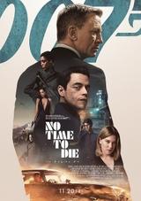 「007 ノー・タイム・トゥ・ダイ」再始動! 新予告&日本版ポスター&場面写真が一挙公開