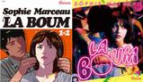 13歳のソフィー・マルソーが可愛い!80年代の青春恋愛映画「ラ・ブーム」 パッケージもキュートなブルーレイ発売