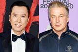 ドニー・イェン、アレック・ボールドウィン、フランク・グリロが新作アクションスリラーで共演