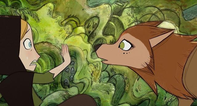 眠っている間に魂が抜け出し、オオカミに…!? 「ウルフウォーカー」神秘的な世界観とらえた特報
