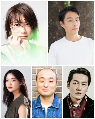 入江悠監督「シュシュシュの娘」主役は福田沙紀! 吉岡睦雄、根矢涼香、井浦新らも出演
