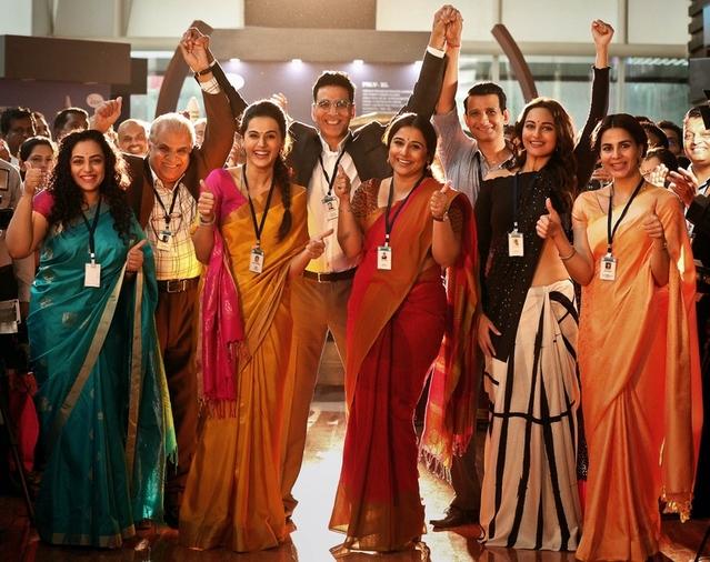 女性たちが大活躍した実話を映画化