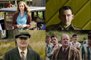 「ハリポタ」俳優も! 英国の実力派が結集した「キーパー ある兵士の奇跡」新場面写真