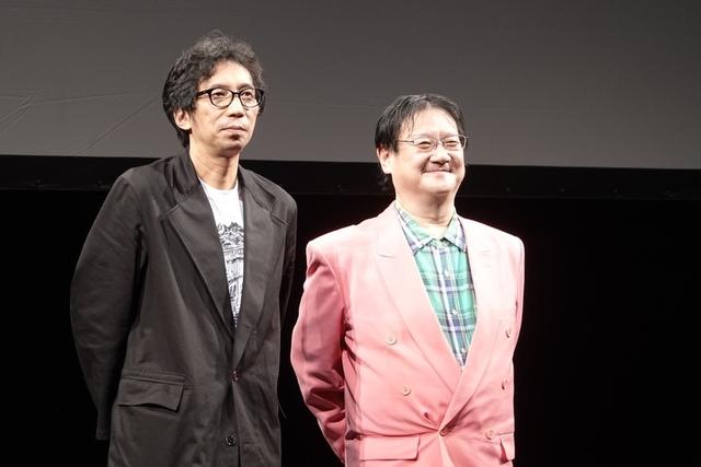 三浦春馬さんとの思い出を語った行定勲監督(左)